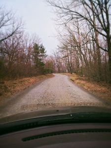 Good Ol' Sand Mountain Road